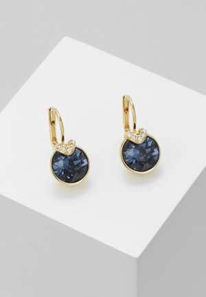BELLA DROP - Earrings - gold-coloured/blue