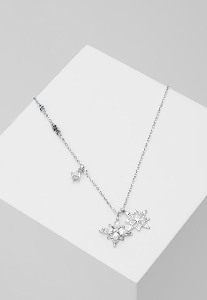 Swarovski - SYMBOL PENDANT STAR - Halskette - silver-coloured