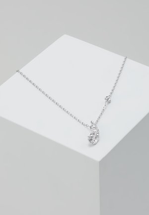 NAUGHTY NECKLACE MINI  - Halskette - silver-coloured