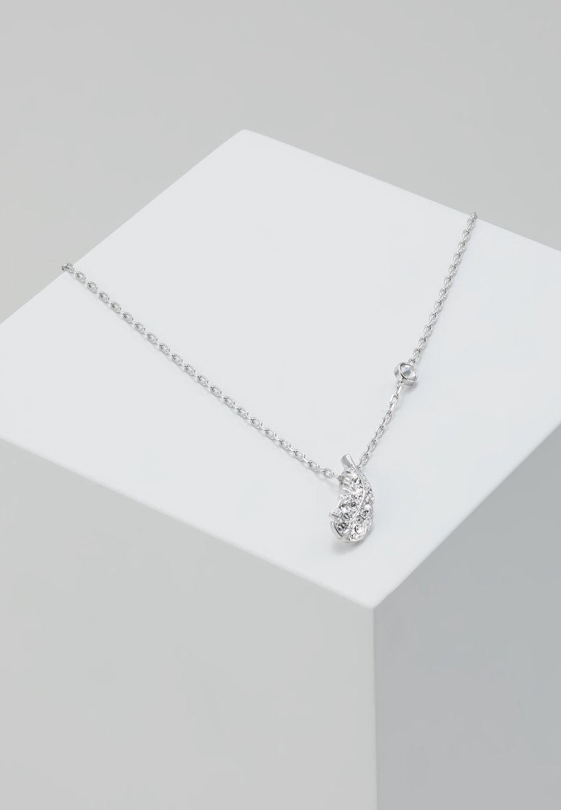 Swarovski - NAUGHTY NECKLACE MINI  - Necklace - silver-coloured