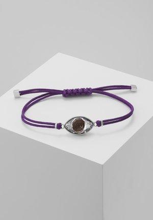 SWAPOWER BRACELET EVIL EYE - Armbånd - silver-coloured