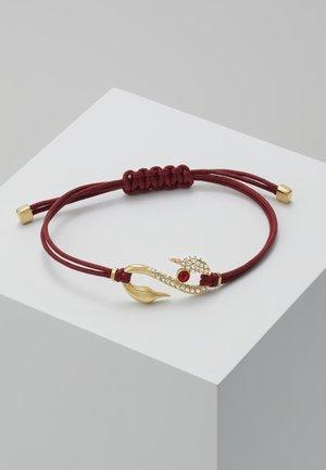POWER BRACELET HOOK  - Armbånd - scarlet