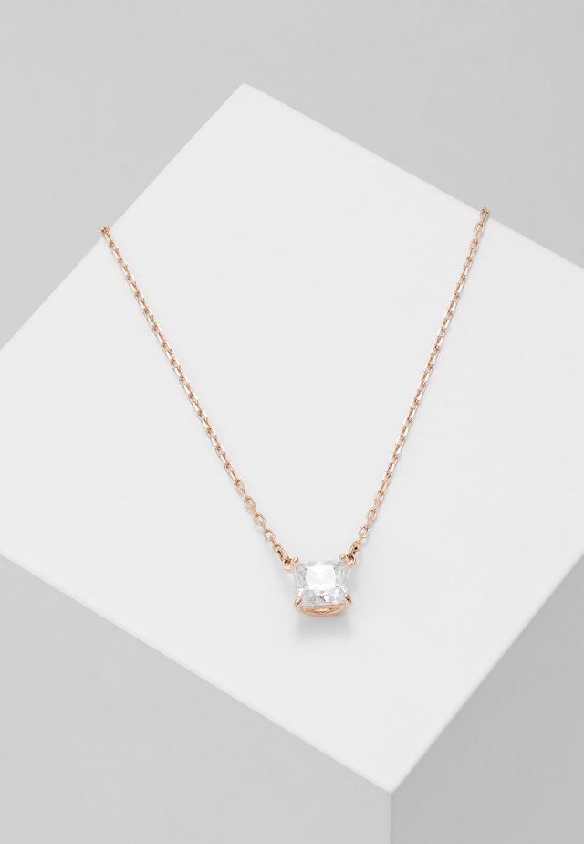 ATTRACT NECKLACE  - Ketting - rosegold-coloured