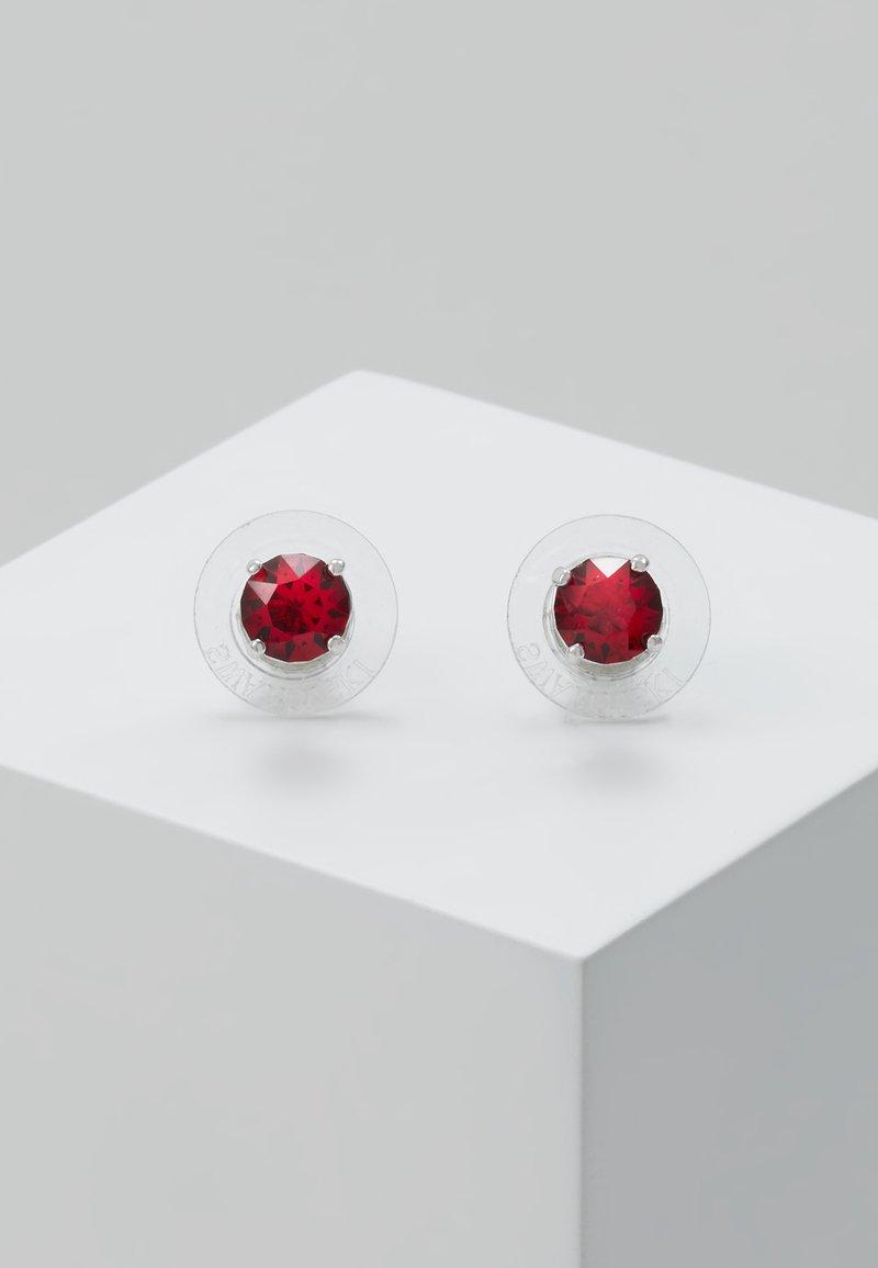 Swarovski - ATTRACT STUD - Ohrringe - scarlet