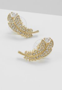 Swarovski - NICE STUD - Kolczyki - gold-coloured - 5