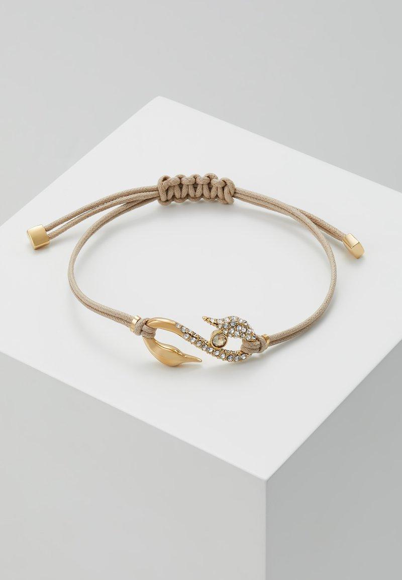 Swarovski - POWER BRACELET HOOK - Bracelet - golden shadow