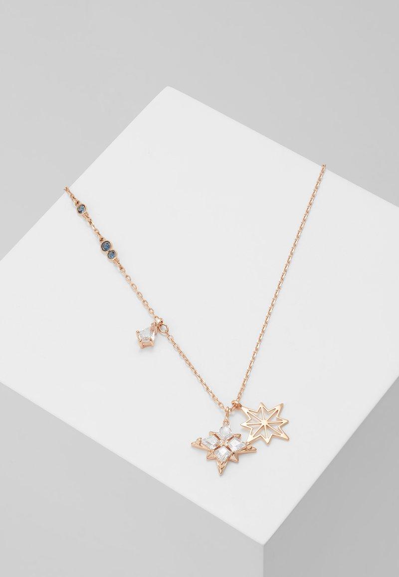 Swarovski - SYMBOL PENDANT STAR  - Halskette - rosegold-coloured