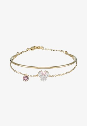 MICKEY & MINNIE BANGLE - Bracelet - gold-coloured