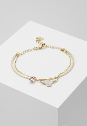 MICKEY & MINNIE BANGLE - Armband - gold-coloured