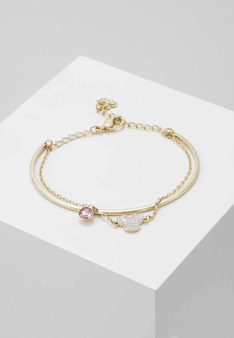 Swarovski - MICKEY & MINNIE BANGLE - Bracelet - gold-coloured