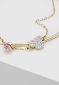 Swarovski - MICKEY & MINNIE BANGLE - Bracelet - gold-coloured - 5