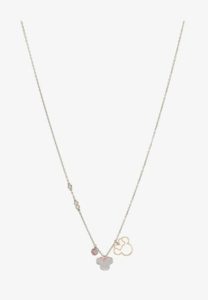 MICKEY & MINNIE PENDANT - Necklace - crystal