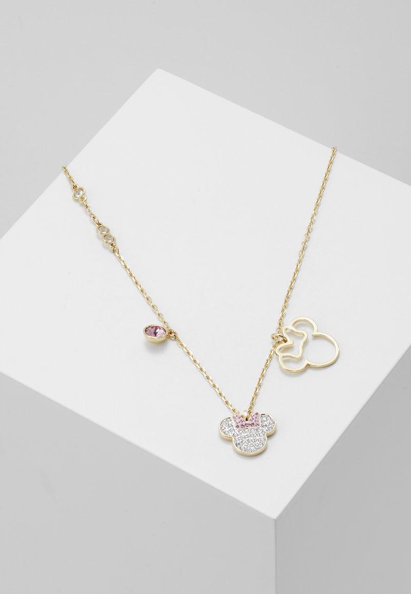 Swarovski - MICKEY & MINNIE PENDANT - Necklace - crystal