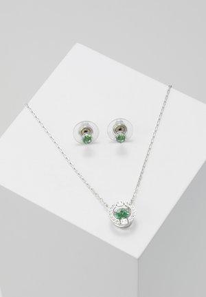SPARKLING SET - Kolczyki - fancy green
