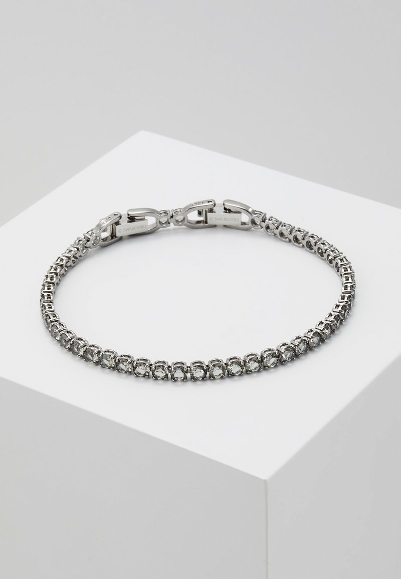 Swarovski - TENNIS BRACELET - Armband - black