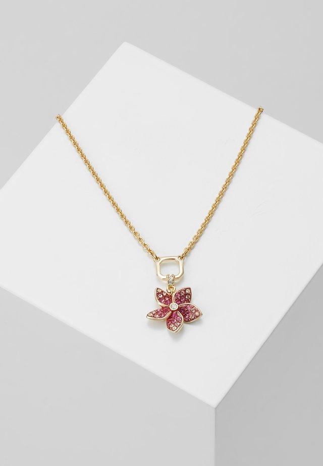 TROPICAL PENDANT FLOWER - Necklace - multi