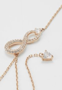 Swarovski - SWA INFINITY:NECKLACE Y INF - Necklace - crystal - 5