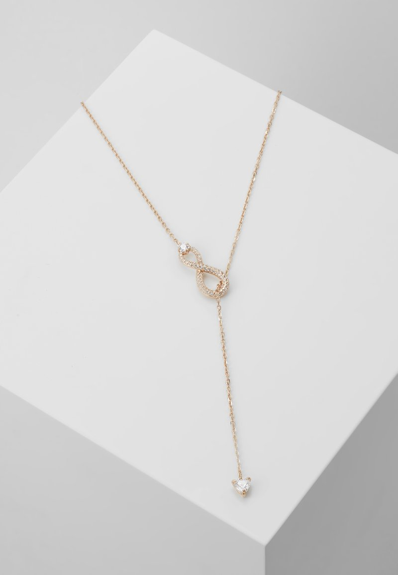 Swarovski - SWA INFINITY:NECKLACE Y INF - Necklace - crystal