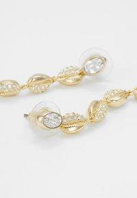Swarovski - SHELL SYMETRIC - Earrings - gold-coloured - 2