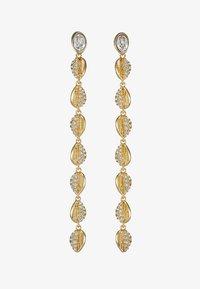 Swarovski - SHELL SYMETRIC - Earrings - gold-coloured - 1