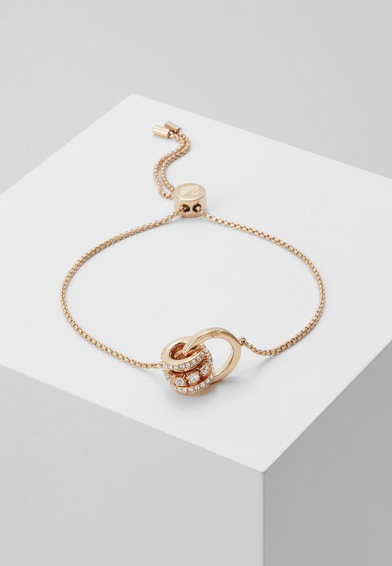 Swarovski - FURTHER BRACELET - Bracelet - white