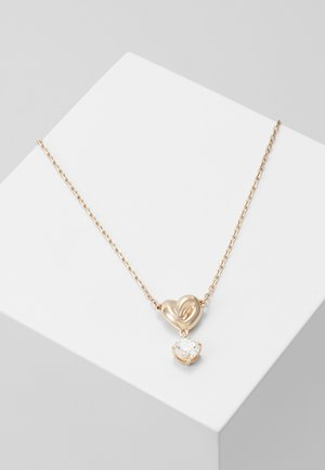 LIFELONG - Necklace - rose gold-coloured