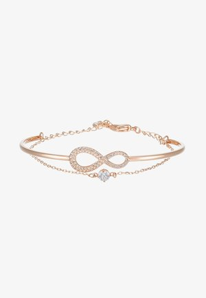INFINITY BANGLE CHAIN - Armbånd - silver-coloured