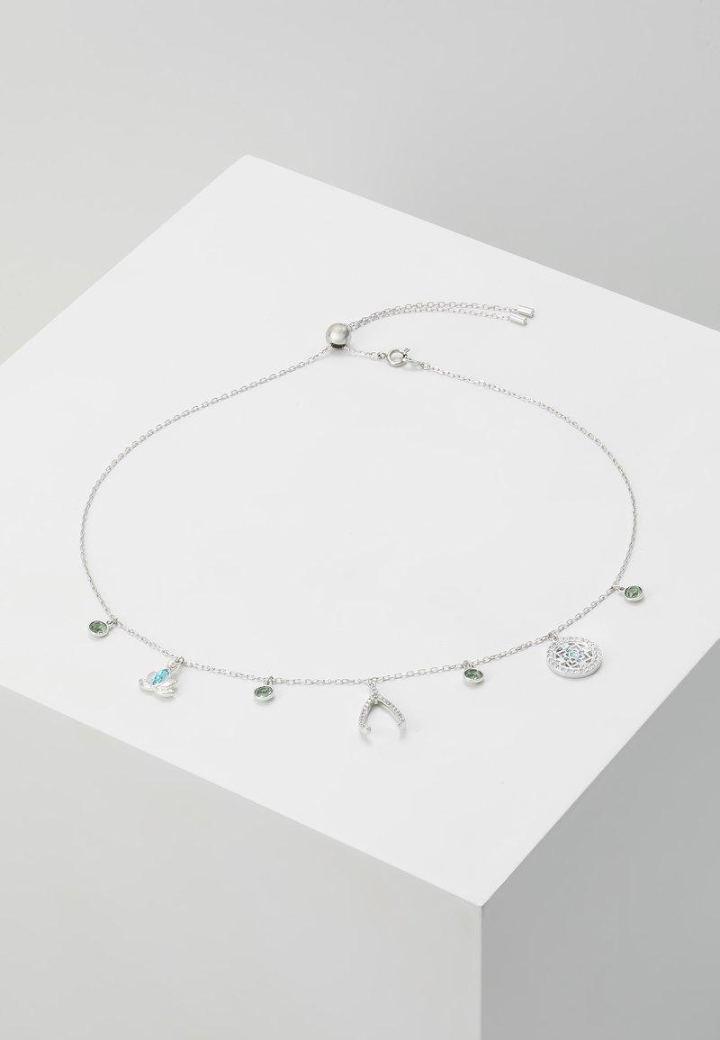 Swarovski - SWA SYMBOL NECKLACE - Necklace - light multi