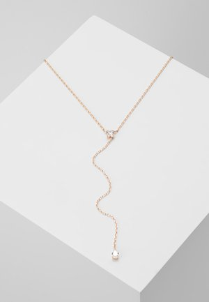 ATTRACT SOUL NECKLACE SIMPLE - Ketting - white