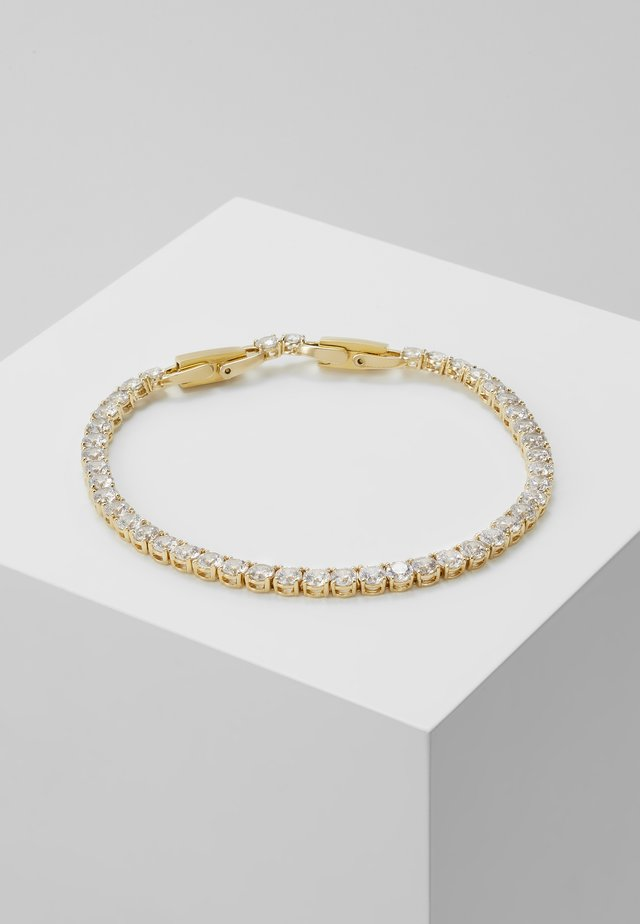 TENNIS BRACELET  - Bransoletka - gold-coloured