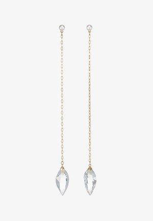 SO COOL LONG - Earrings - gold-coloured