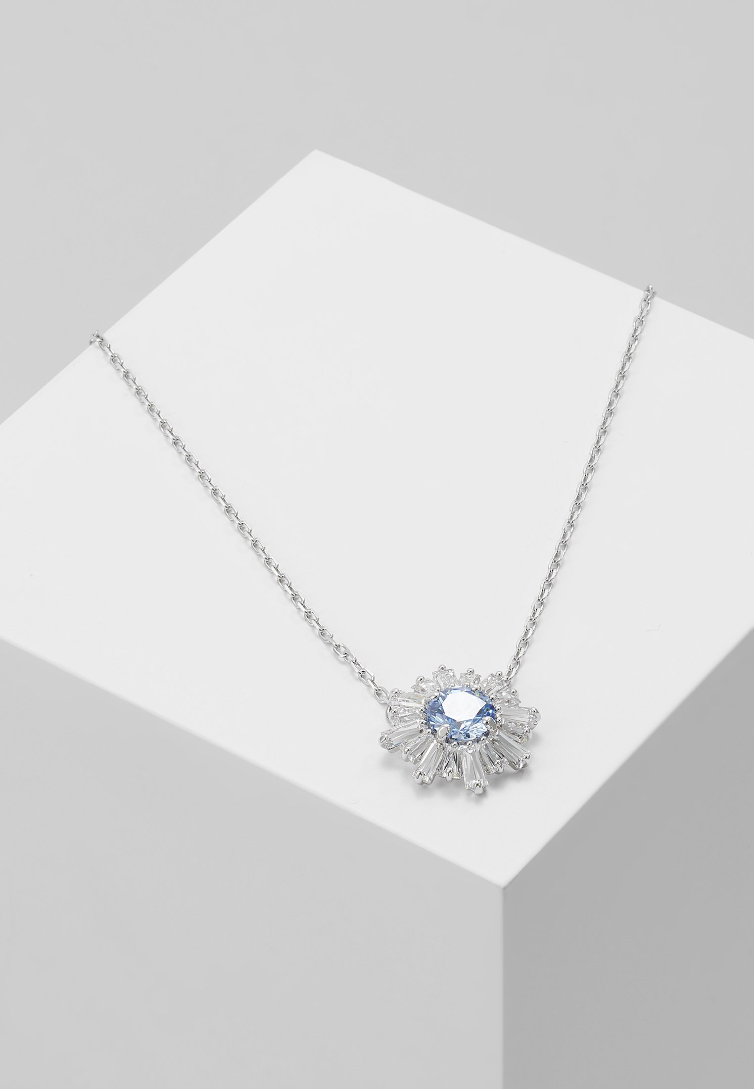 Swarovski SUNSHINE - Halsband - fancy light blue