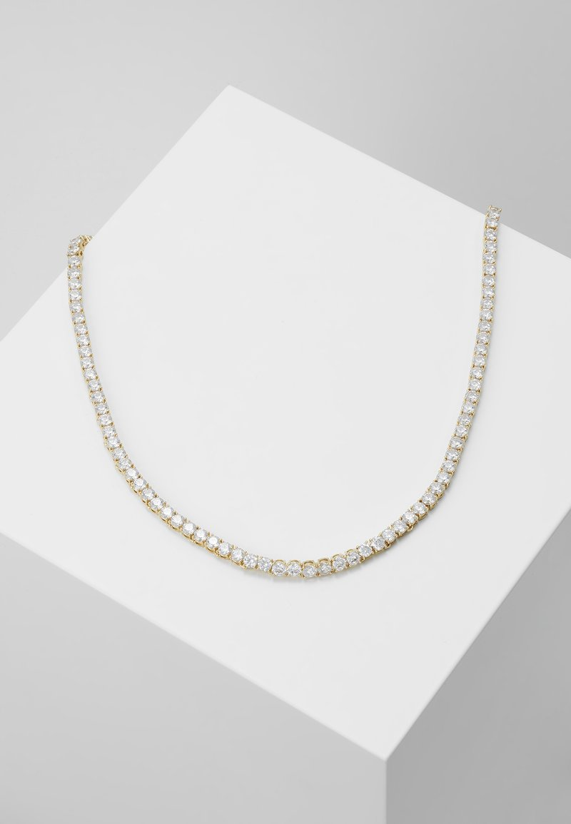 Swarovski - TENNIS ALL AROUND - Necklace - gold-coloured