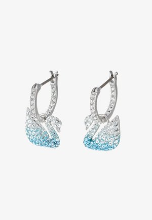 ICONIC SWAN HOOP - Earrings - multi