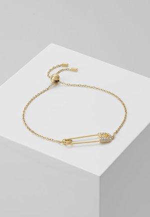 SO COOL BRACELET SAFETYPIN - Náramek - gold-coloured