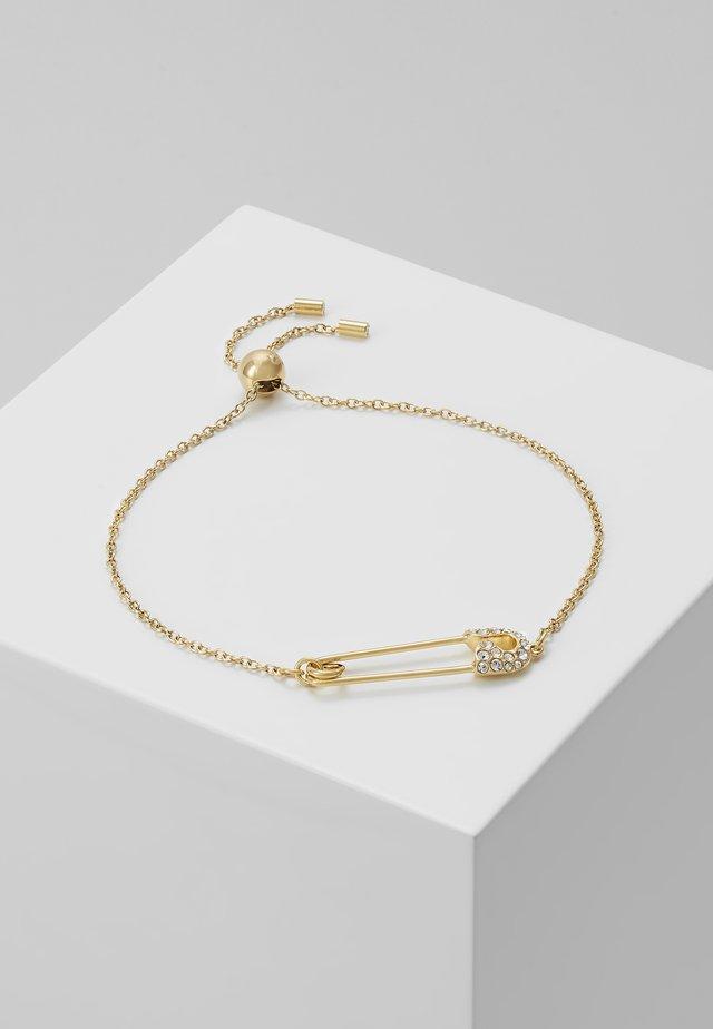 SO COOL BRACELET SAFETYPIN - Armband - gold-coloured
