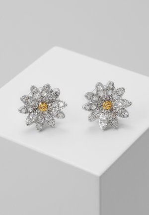 ETERNAL FLOWER - Earrings - orangy yellow