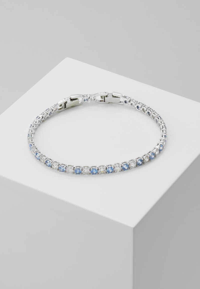 Swarovski - TENNIS BRACELET - Náramek - fancy blue