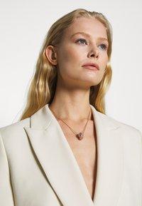 Swarovski - FURTHER PENDANT DOUBLE - Necklace - white - 1