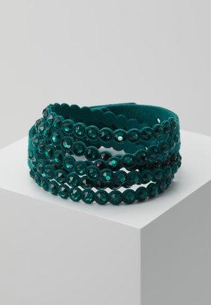 BRACELET SLAKE - Rannekoru - emerald
