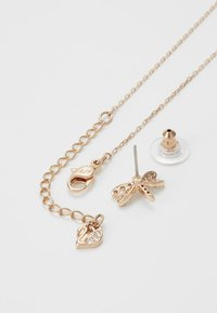 Swarovski - ETERNAL FLOWER FLY SET - Náušnice - rose gold-coloured - 2