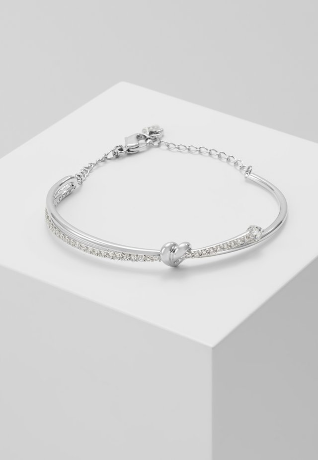LIFELONG BANGLE OPEN - Bracelet - white