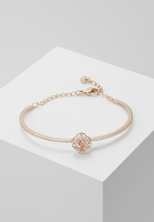 SPARKLING BANGLE - Rannekoru - fancy morganite