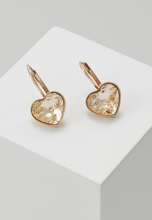 BELLA HEART - Earrings - silk