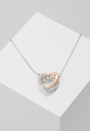 INFINITY NECKLACE - Halsband - crystal