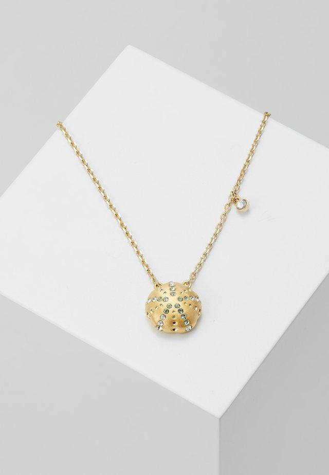 SHINE PENDANT URCHIN - Necklace - gold-coloured