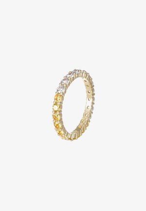 VITTORE HALF - Ringe - canary yellow