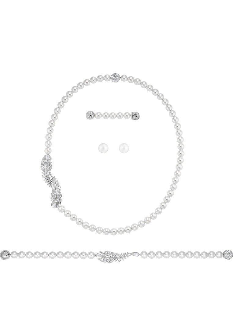 Swarovski - SET  - Earrings - silber