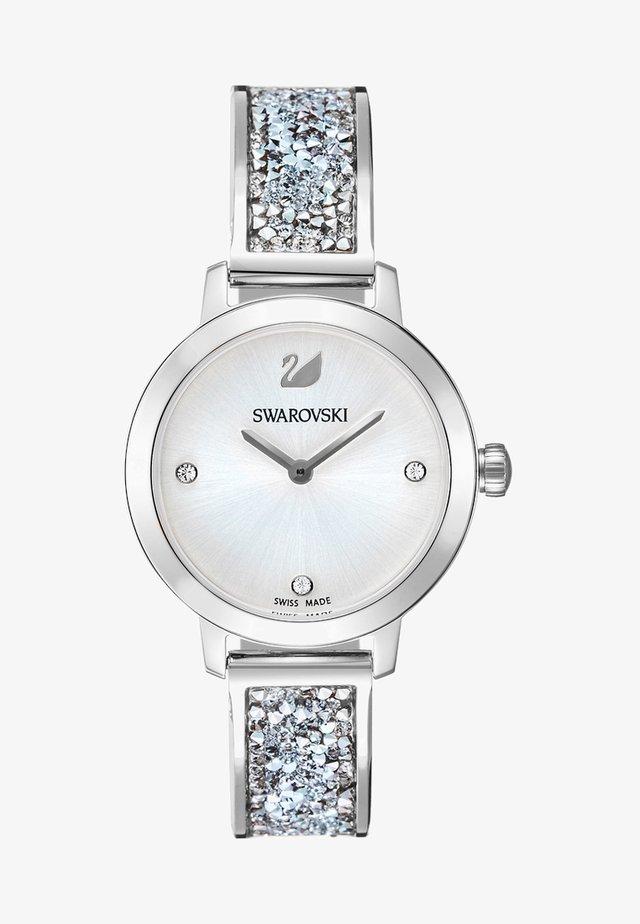 COSMIC ROCK BANGLE  - Klokke - silver-coloured