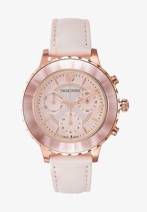 OCTEA LUX CHRONO - Zegarek chronograficzny - light pink